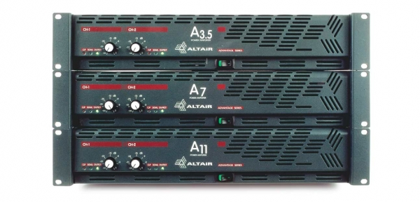 A Serie Power Amplifiers
