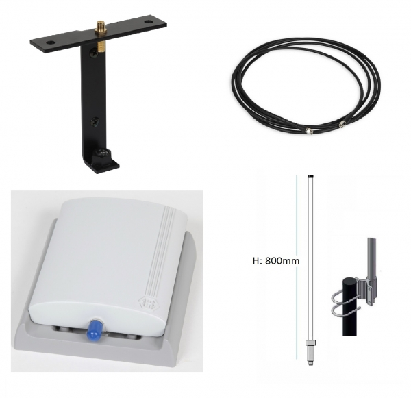 Special antennas + Accessories